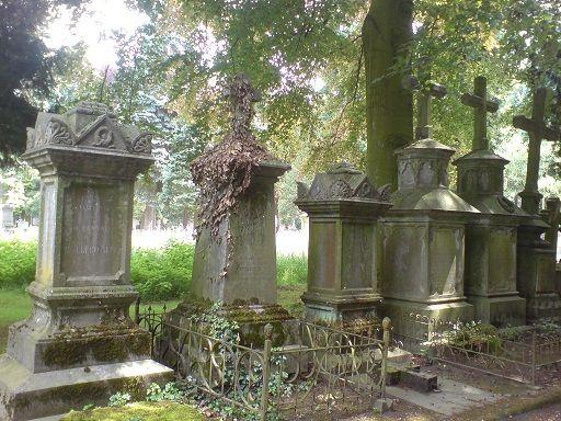 Maastricht Cemetery Holland