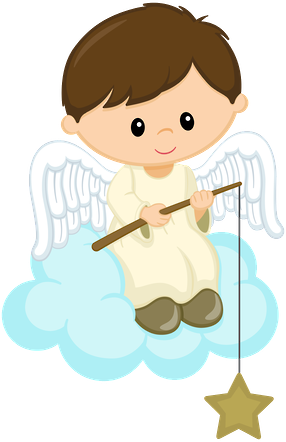 angelito sobre nube angelitos pinterest angel clip art and rh pinterest com baby girl angel clipart baby boy angel clipart