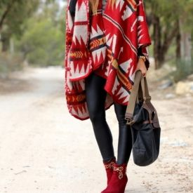 Boho Stil boho stil modne kombinacije za jesen blender moda i