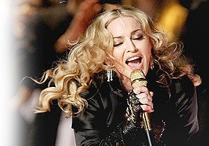 Madonna Tour Dates and Tickets