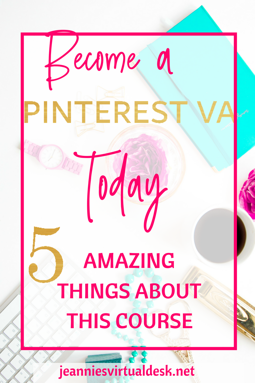 Join a Pinterest VA Today To A Pinterest