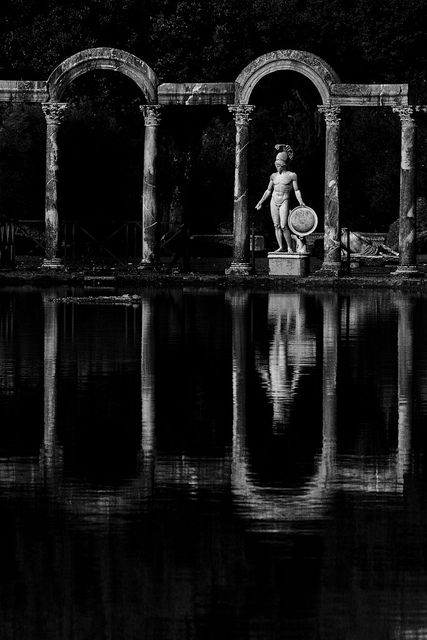 Villa Adriana, Tivoli, Italia  eccellenze-italiane:  Senza titolo by Enzo D. on Flickr. https://www.flickr.com/photos/enzo_d
