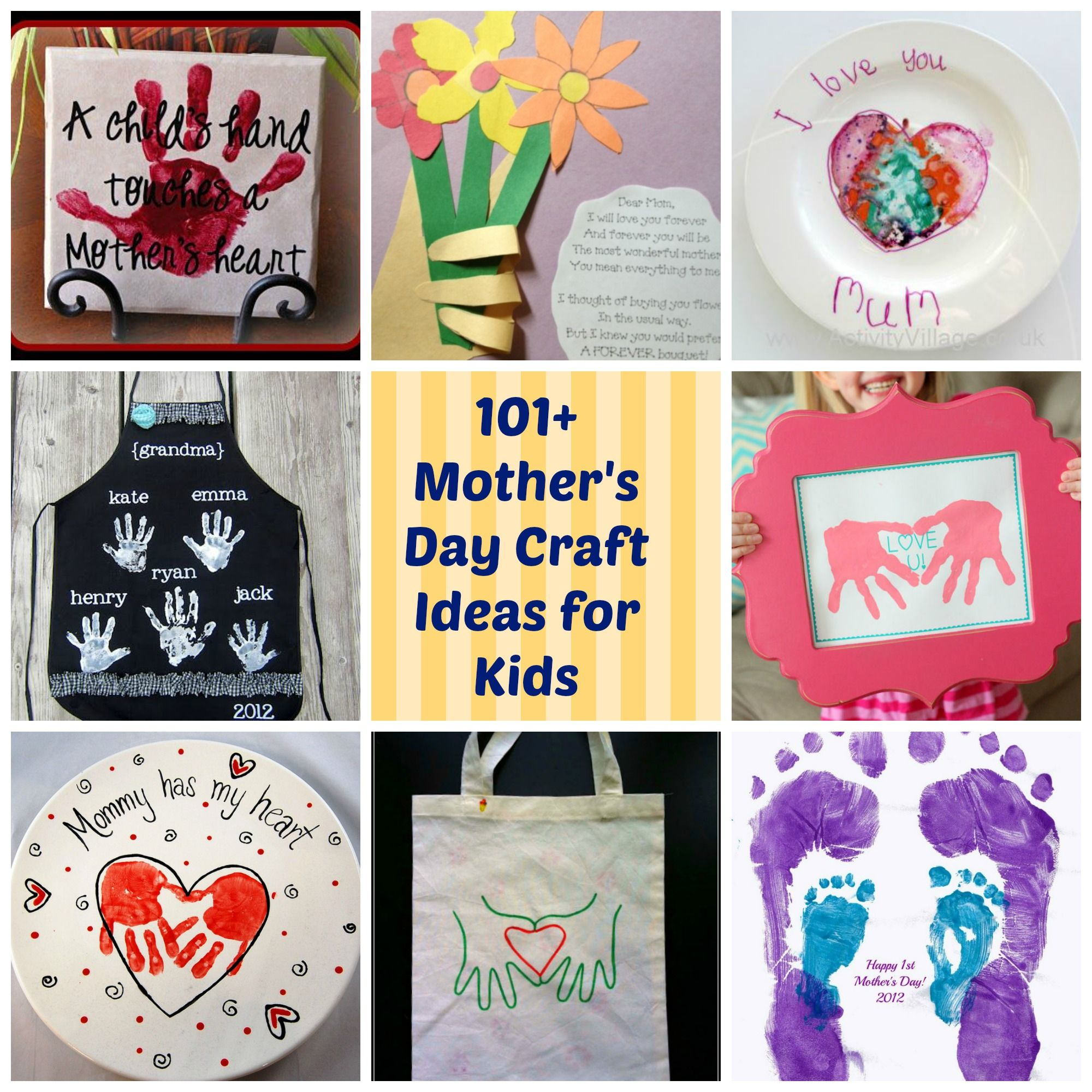 kid craft gift ideas
