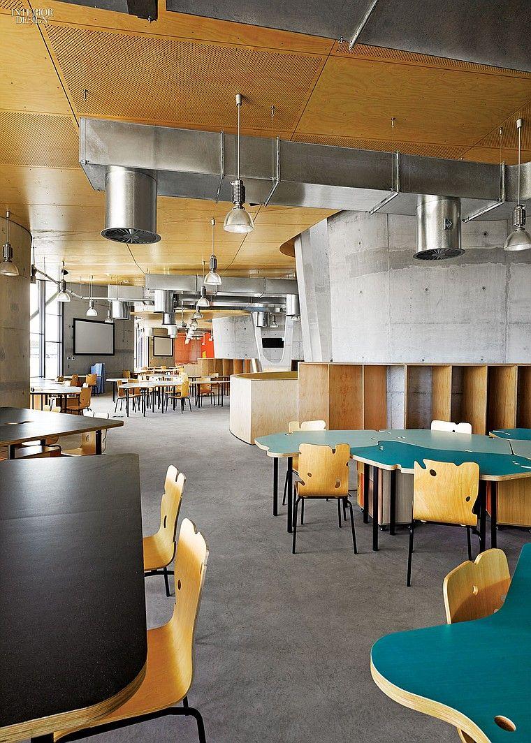 Ripple Effect CRAB Studio Designs Queensland Architecture School Australian ArchitectureInterior ArchitectureOffice InteriorsDesign