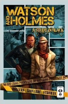 Click the image to visit the University at Buffalo Libraries catalog and learn more about this graphic novel, including library location information. #ublibraries #graphicnovel #holmes #watson #sherlock #detecitve #mystery #adaptation #urban