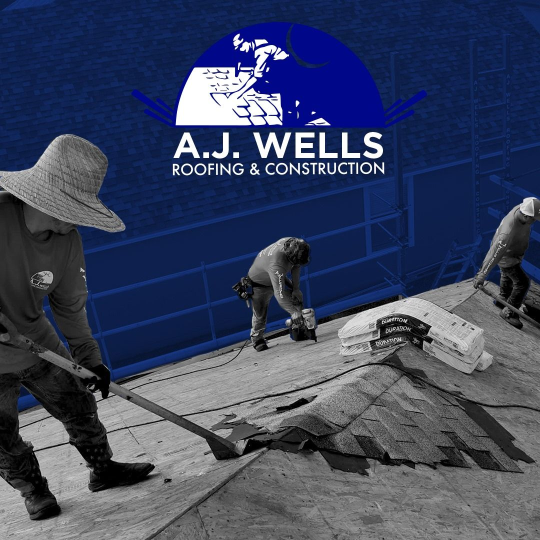 Aj wells roofing construction we take pride in serving
