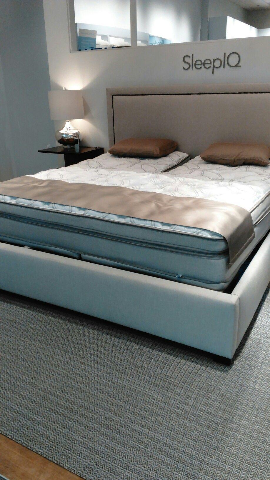 Sleep Number I8 Bed With Sleepiq Technology Ad Bed Good Night Sleep Mattress
