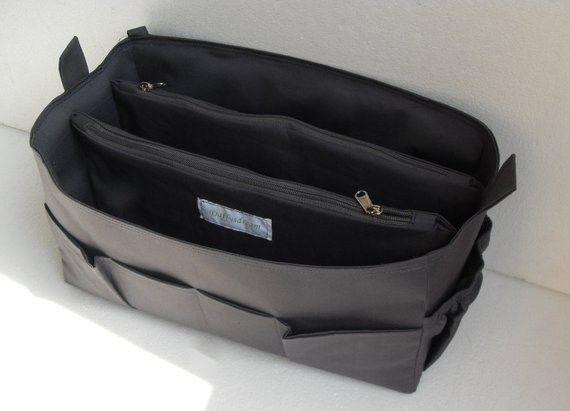 49eedf3a2c4 Extra taller Bag organizer for Tote Bag - Purse organizer insert ...
