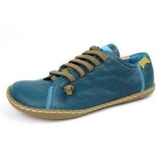 Women's Camper Shoe Blue,Women Camper