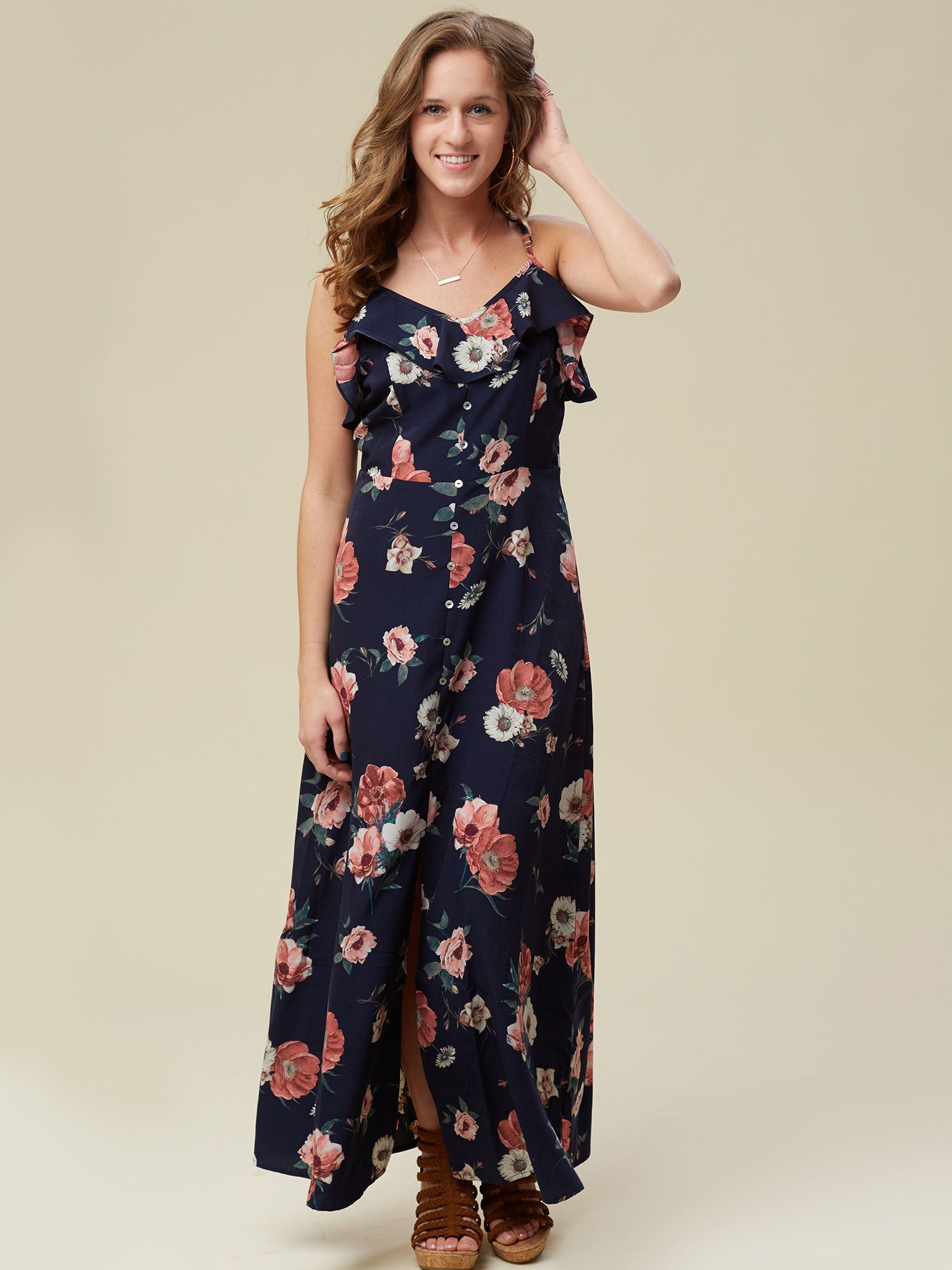56edc942228 Altar d State Mahino Maxi Dress