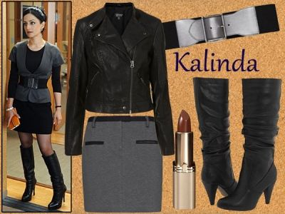 """21507ca7c7a298 Style Inspiration: Kalinda From """"The Good Wife"""" 