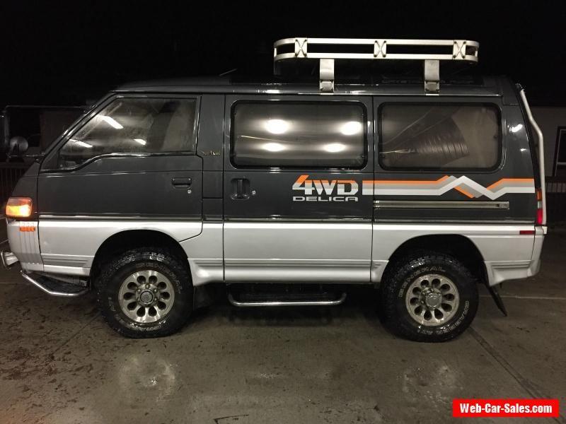 1991 Mitsubishi Other L300 mitsubishi other forsale canada