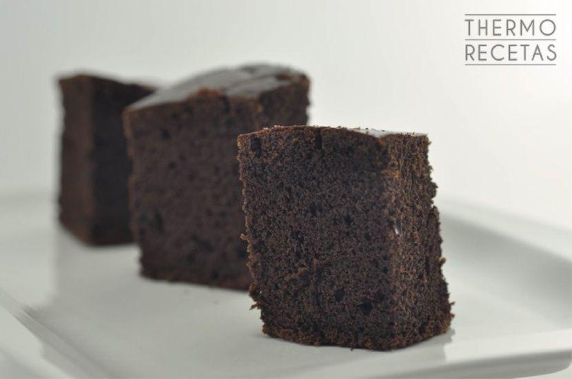 Bizcocho Rapido De Chocolate Receta Bizcocho Chocolate Y