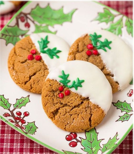 10 Christmas Cookie Recipes