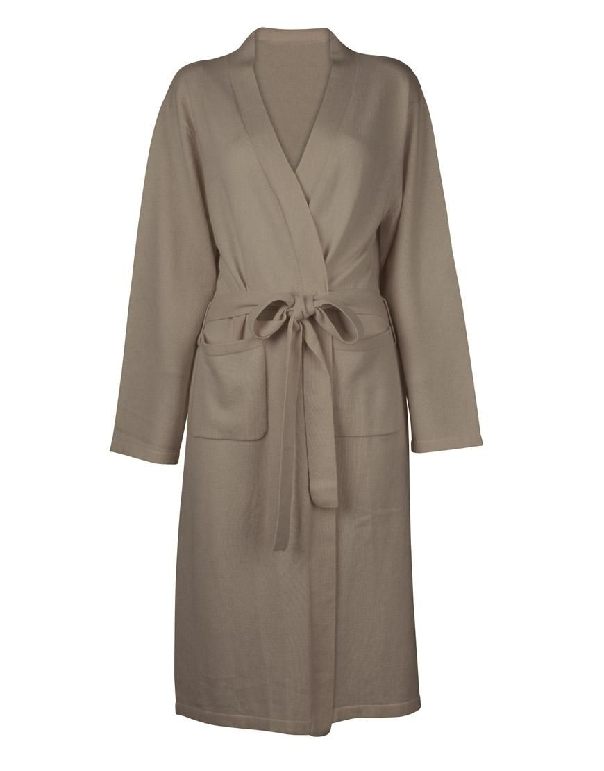 Cashmere Dressing Gown - so cosy!  d2f193f63