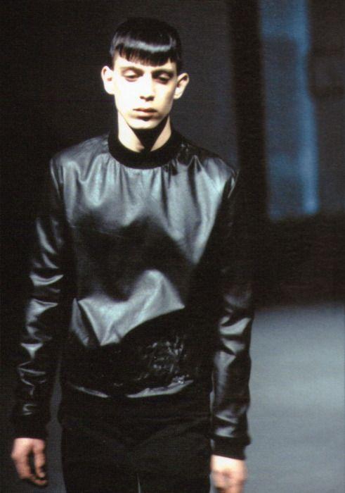 Raf Simons -- f/w 1999