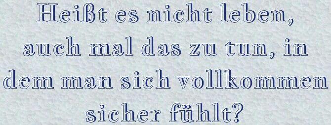 """Angelehnt an """"Schwarze Stunde"""""""