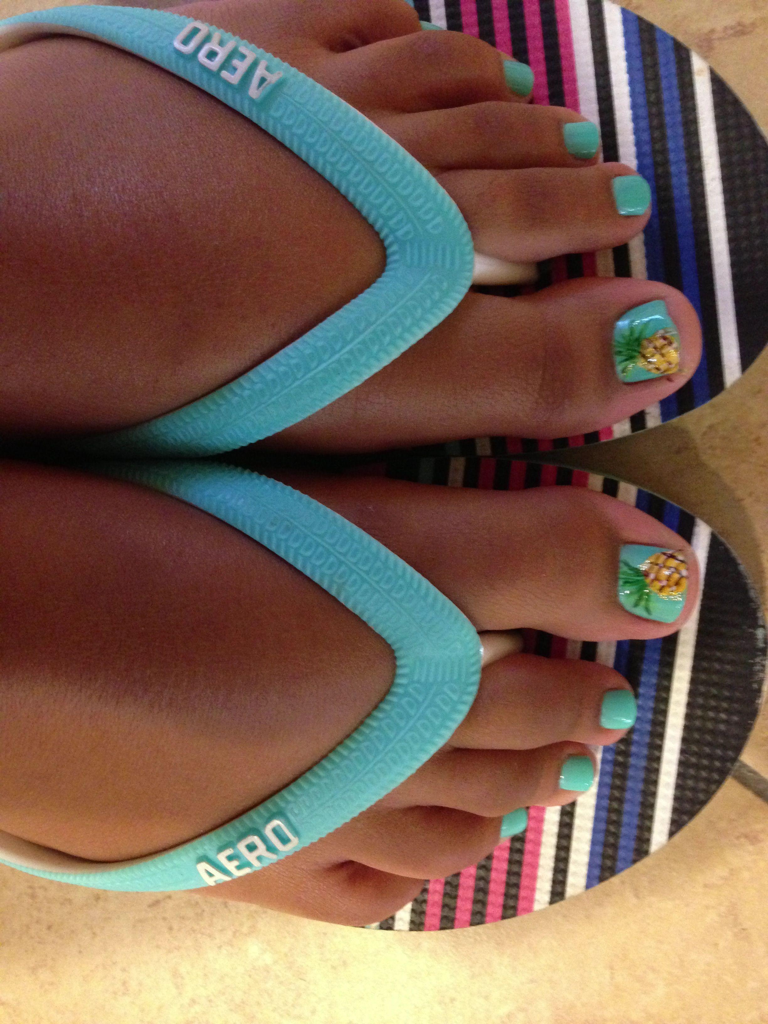 Pineapple nail art   Nail designs   Pinterest   Designs