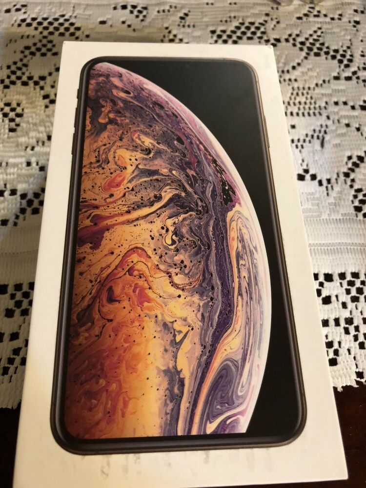 Apple Iphone Xs Max 64gb Gold Verizon A1921 Cdma Gsm