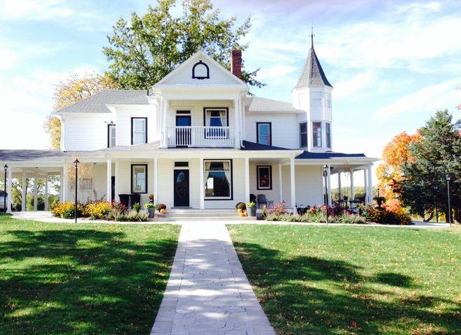 Eighteen Ninety | Kansas city wedding, Outdoor wedding ...