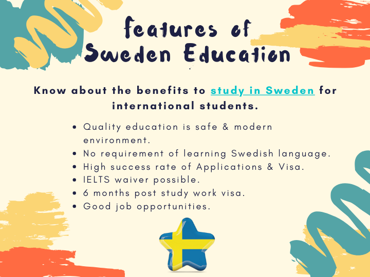 Important Points Related To Study In Sweden In 2020 International Students Learn Swedish Scholarships