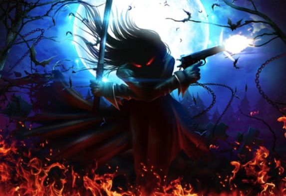 Anime Vampire Hunter Girl Hd Anime Wallpapers Anime Anime Wallpaper