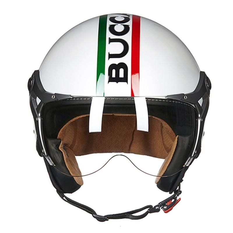 Chopper 3/4 Open Face Vintage  Moto Casque Casco Capacete Helmet