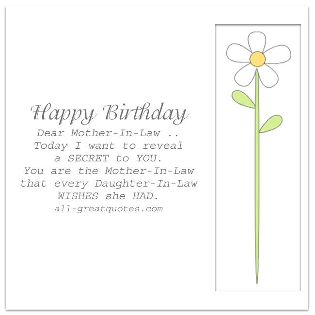Happy birthday dear mother in law free birthday cards for mother happy birthday dear mother in law free birthday cards for mother in bookmarktalkfo Choice Image