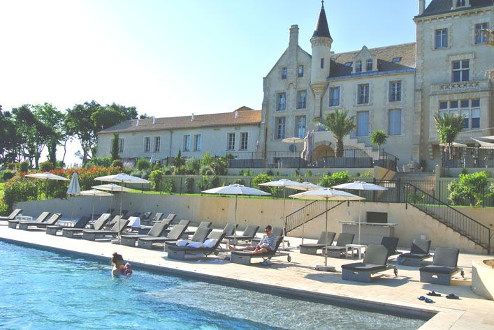 Pack Your Bags: Staying at Le Chateau Les Carrasses | Affordable French Chateau? Mais, oui!