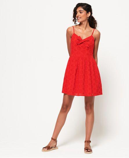 Superdry Alice Kleid mit Zierknoten Jetzt bestellen unter: https://mode.ladendirekt.de/damen/bekleidung/kleider/sonstige-kleider/?uid=ba5372d3-5509-501e-ae5e-217e0515a81b&utm_source=pinterest&utm_medium=pin&utm_campaign=boards #tageskleid #sonstigekleider #damen #kleider #bekleidung Bild Quelle: superdry.de