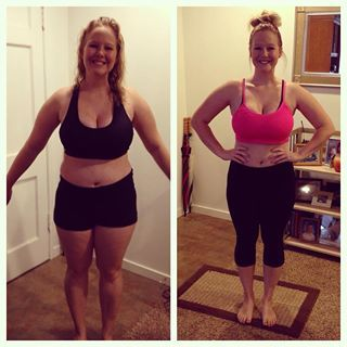 Health, Hope and Inspiration This is Rebekah's success story only 4 short weeks into program….Again, 4 weeks ago. She has agreed to let me share.
