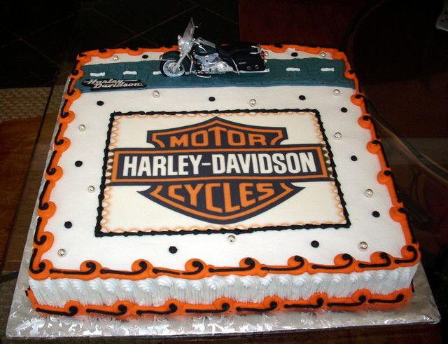 Harley Davidson Birthday Cakes kids birthday possibilities