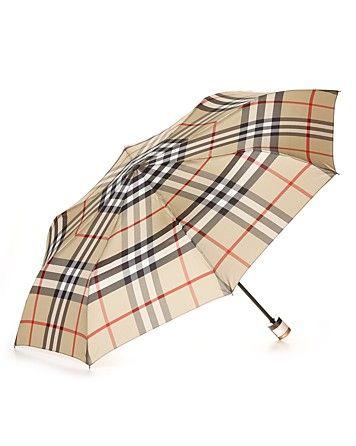 mejor valor super barato se compara con precios de liquidación Burberry Paraguas Paraguas Trafalgar-beige Ropa, Calzado Y ...
