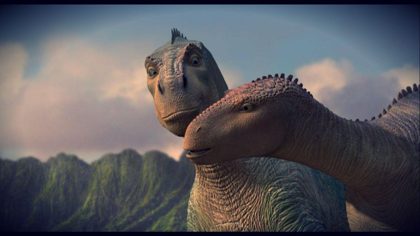 Aladar 3 Neera Dinosaur Dinosaure By Tzukii Dinosaurios