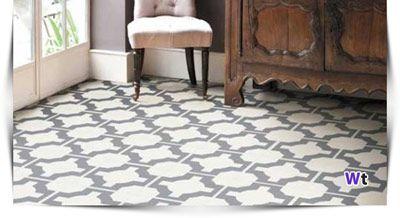 Linoleum vloer in de woonkamer nieuw huis pinterest