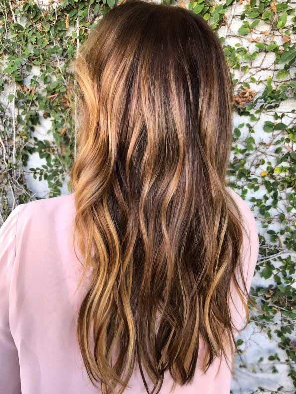 Η νέα τάση στα μαλλιά λέγεται Tiger Eye Hair  488f29bf306