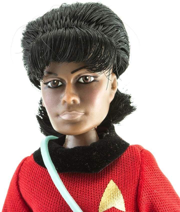 Mego 8Inch Star Trek Uhura Action Figure