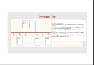 Timeline Template Download At HttpWwwTemplateinnComProject