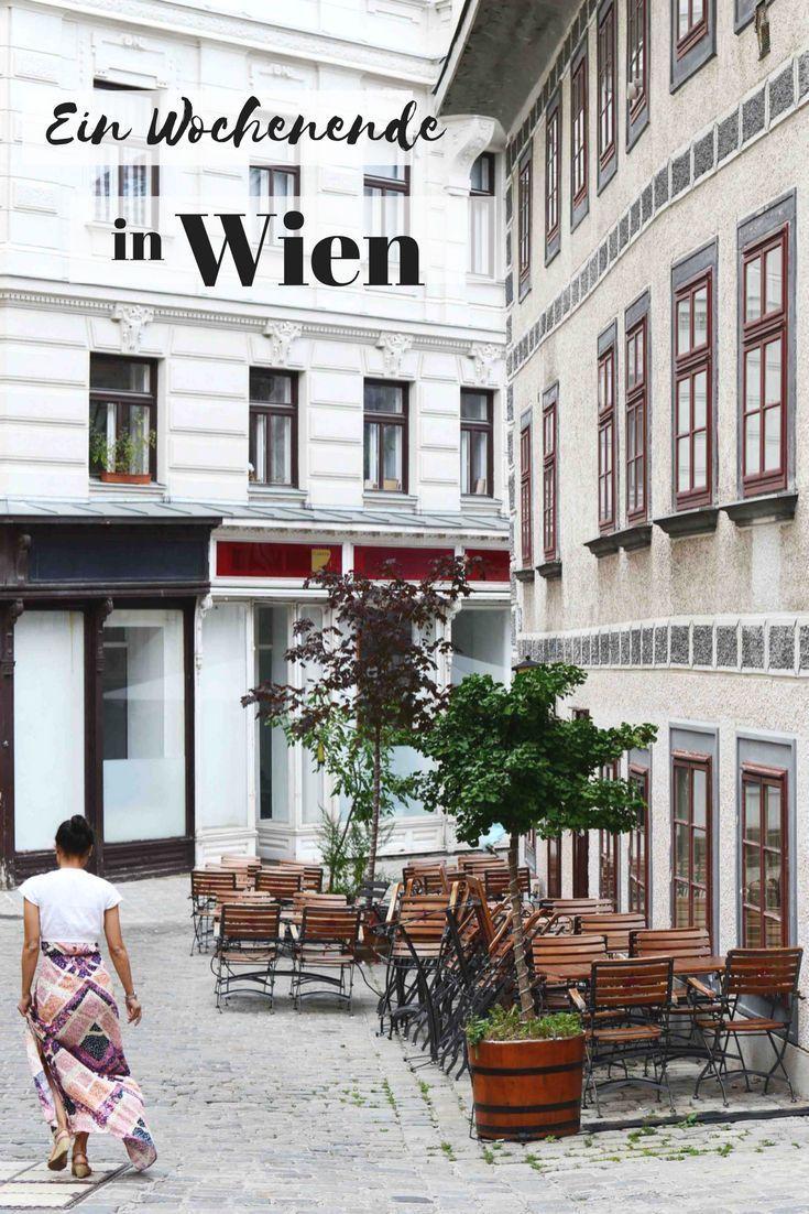 Cafés, Restaurants und viele weitere Tipps für Wien