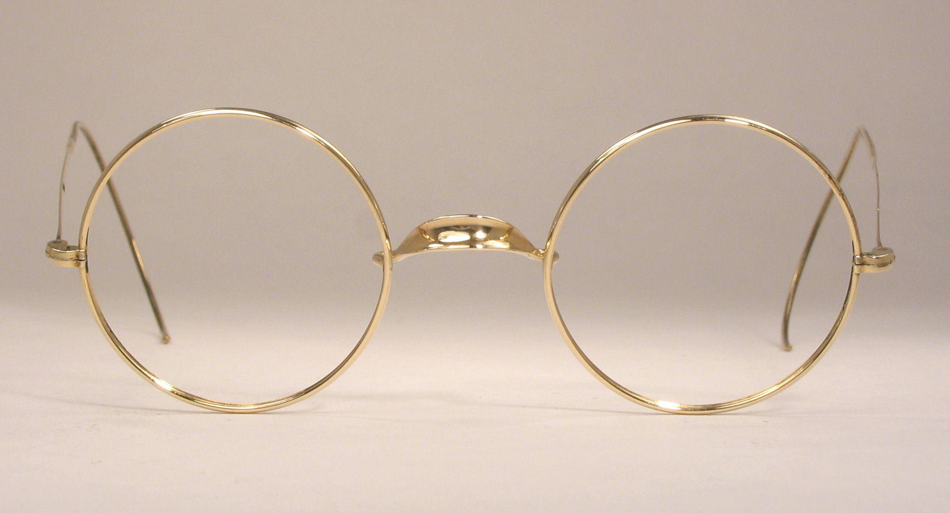 Vintage spectacles Vintage glasses