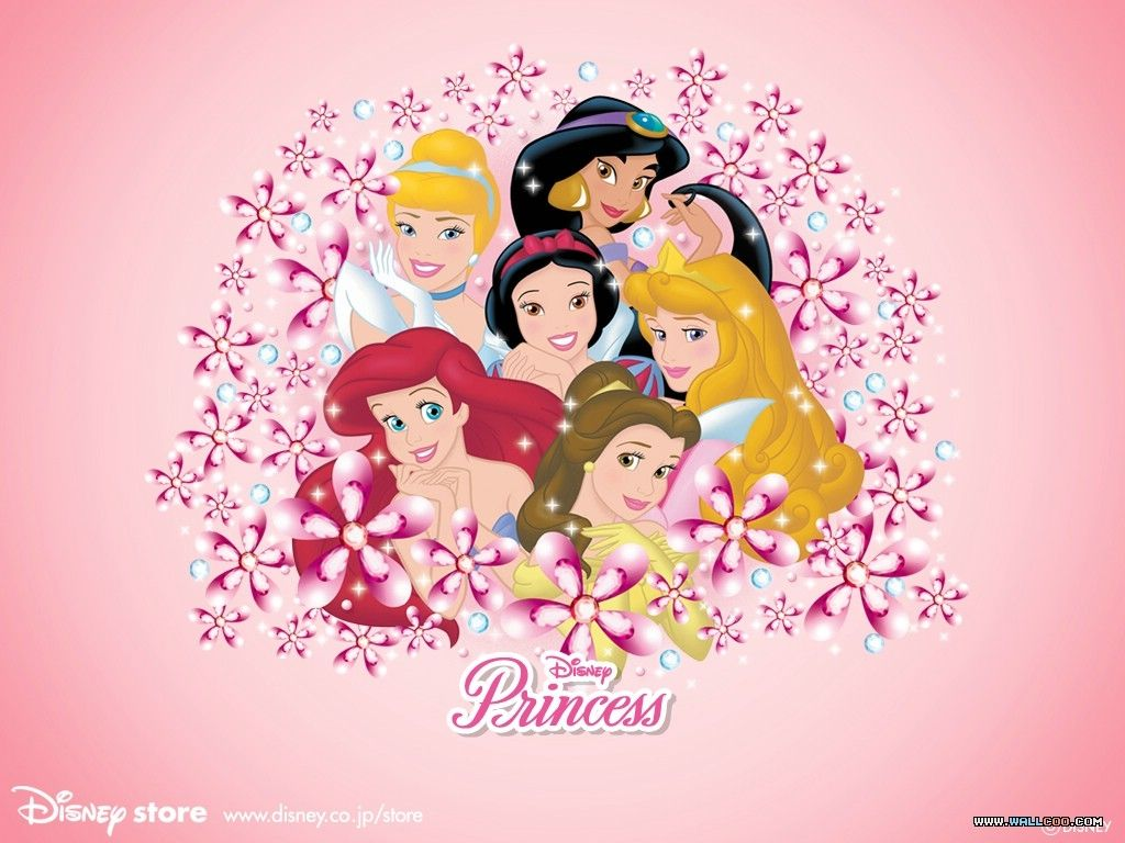 Disney Princesses Free IPad HD Wallpaper