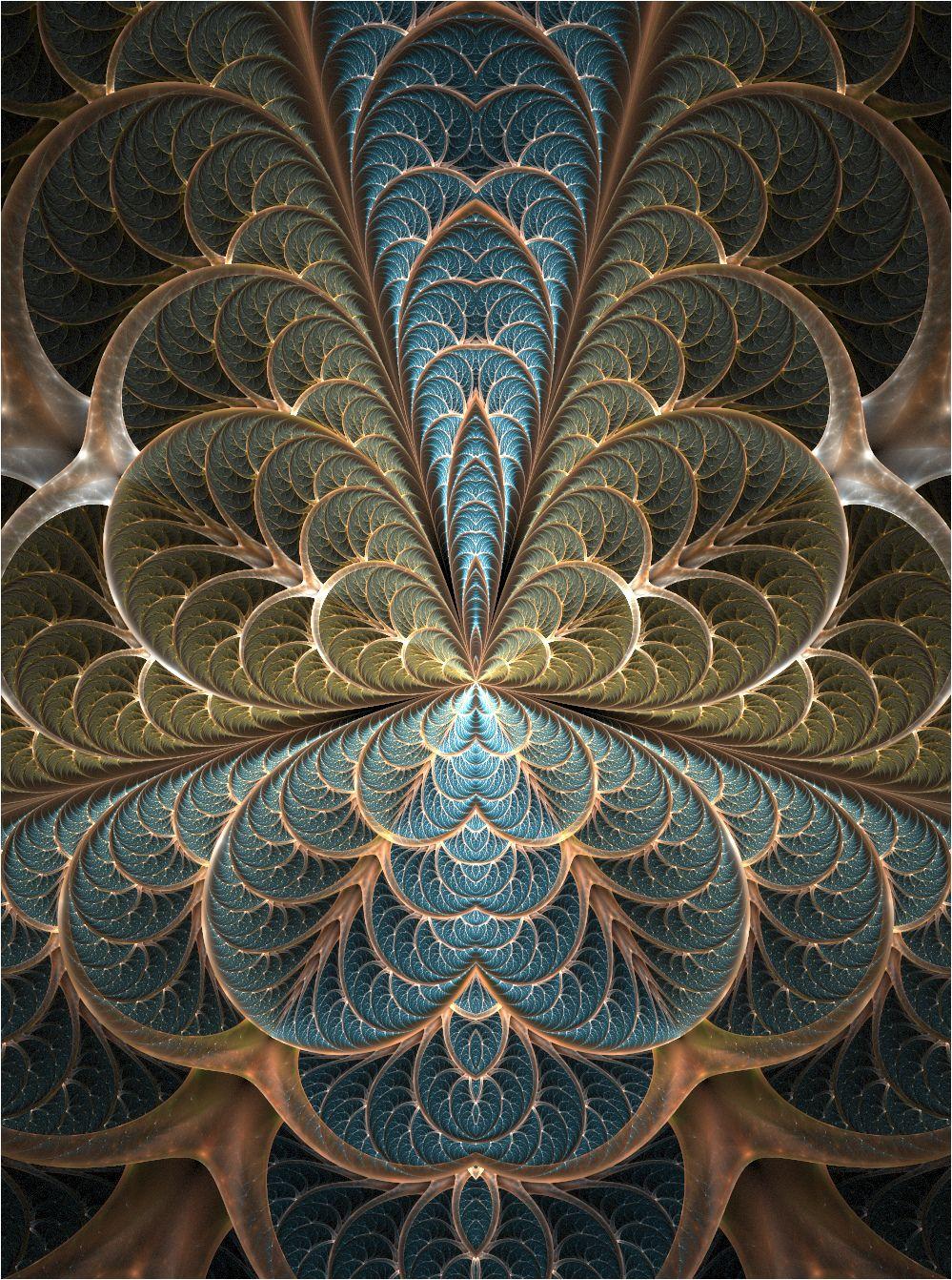 Pin Carla Goodnoh Mesmerizing Art - Fractal Digital