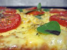 Receita de Massa de pizza - Tudo Gostoso