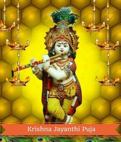 Lord Krishna is considered as the incarnation of lord Vishnu