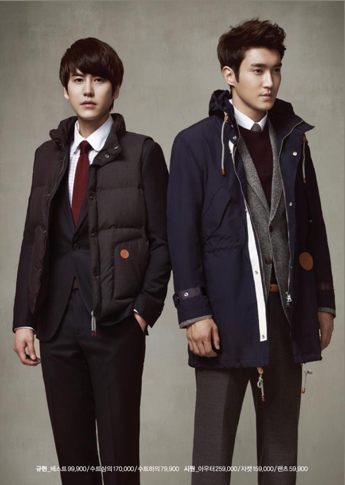 Kyuhyun SPAO, korea, korean fashion, kfashion, men's wear