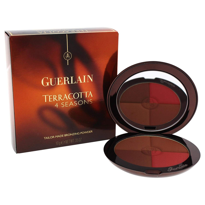 Guerlain Terracotta 4 Seasons Tailor Made Bronzing Powder