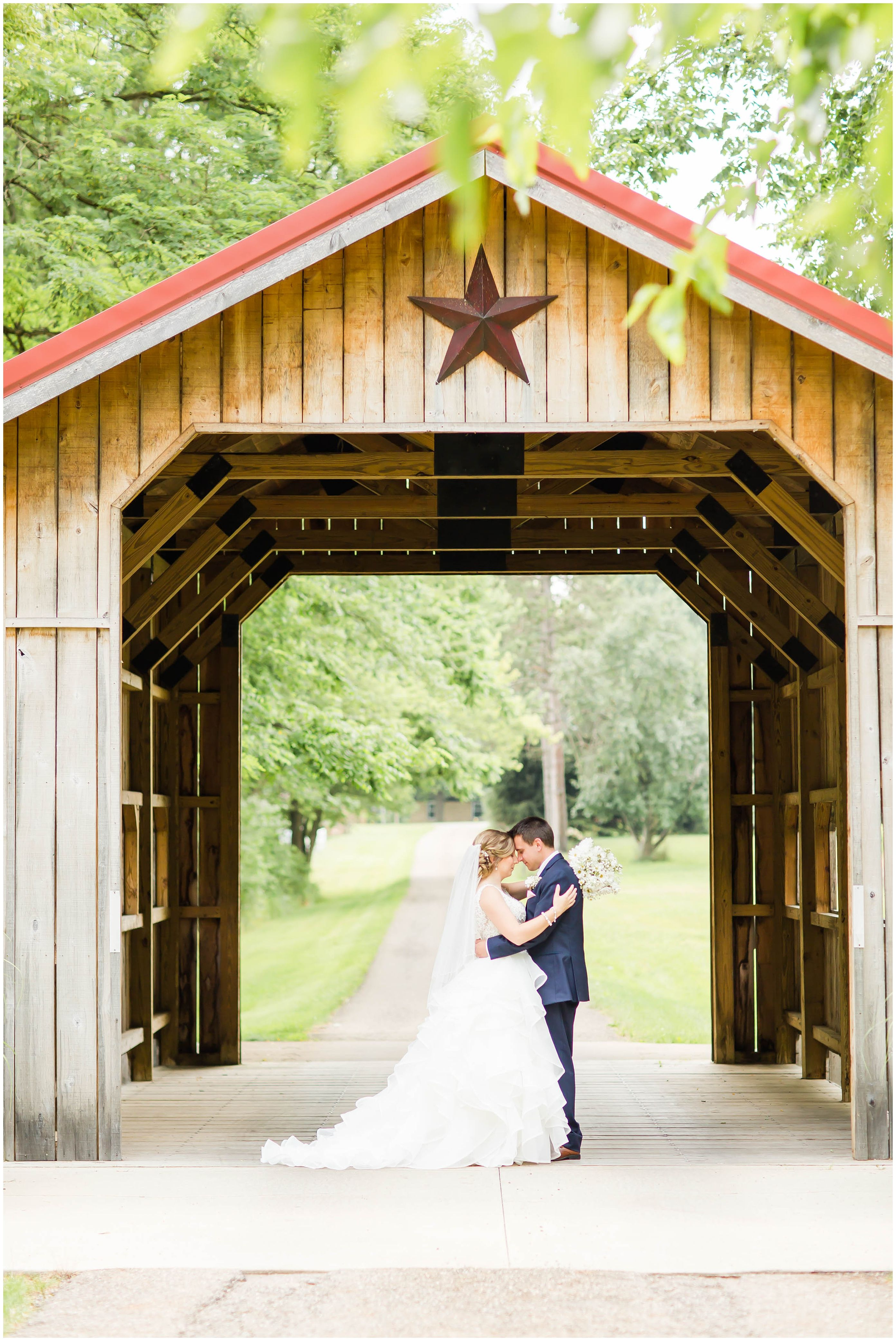 Brookside Farm Summer Wedding   Rustic wedding venues ...