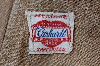 352c136f6 Vintage Carhartt Union Made Workwear   Junk   Work shirts, Carhartt ...