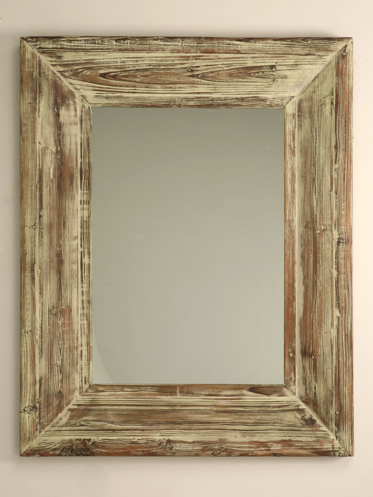 Rustic Frame, Empty, For Accessories Around The Home Set On