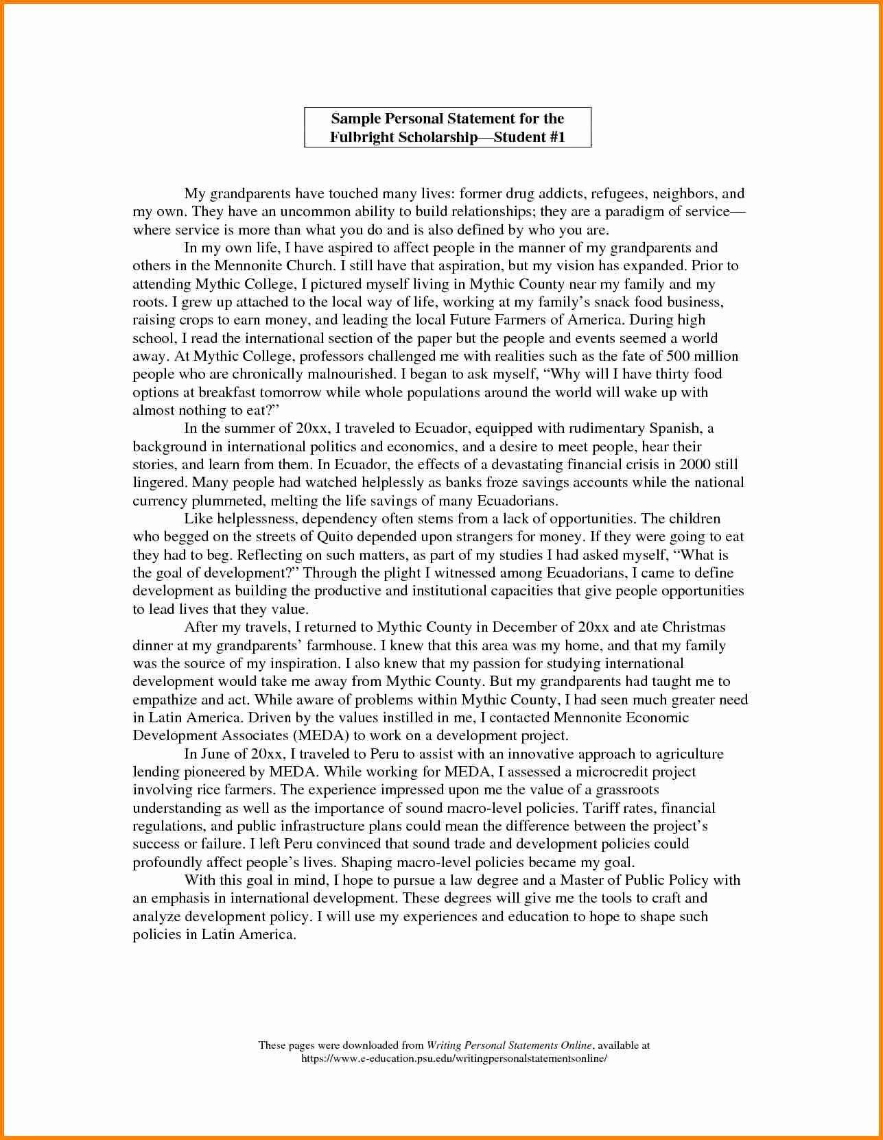 College Personal Essay Format Elegant 46 Personal Essay Examples